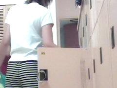 Voyeur dressroom part 10