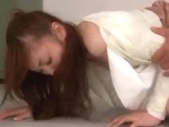 Fingering with naughty Asian Fuuka Nanasaki