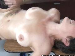 Charlie James & Jenner in My First Sex Teacher