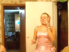 Crazy Amateur movie with Reality, Russian scenes