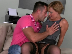 Crazy pornstar in Best Blowjob, Lingerie xxx video