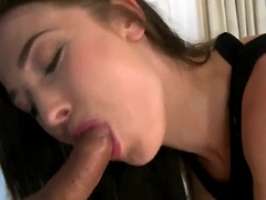 Young Angelik Duval gets nailed by Renato