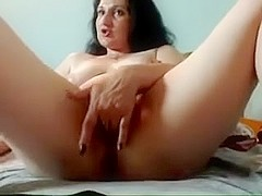 Soaked mature Fingering Gazoo and Muff