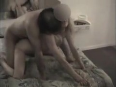 his wife with one more man..first time ever