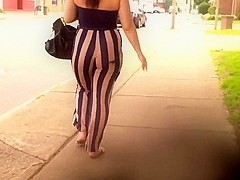 Sensational Whooty Candid Booty Follow