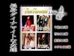 Amazing JAV censored porn movie with hottest japanese girls