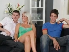 Bisexual Threesome - #6