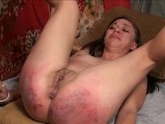 humiliating dildo treatment