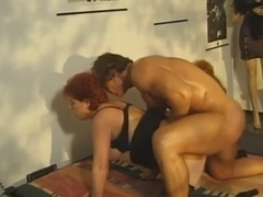 Mature woman and young man - 47