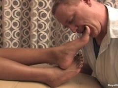 Foot Worship - Miss Tierra