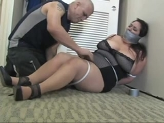 rikki bound and gagged