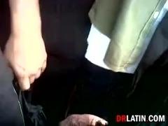 Groping This Latin Girl