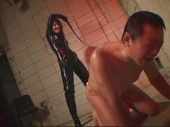 Natsuki sexy whipping
