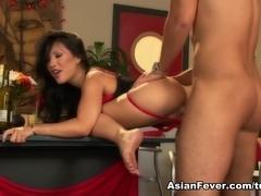 Asa Akira in Asian Party Sluts #8