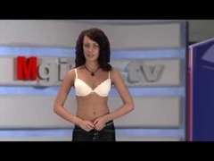 russian Moskow hotty TV