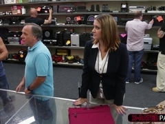 Business Lady gets trick into having sex to return to her husband. Sadly the value of the items we.