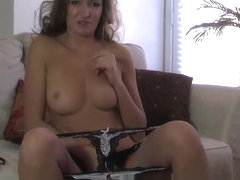 Incredible Homemade record with MILF, Stockings scenes
