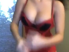 Awesome solo clip with me boasting of my terrific body