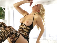 Kenzie Taylor & Jay Smooth in Playing Ball Video