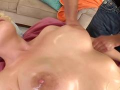 Sexy rubdown