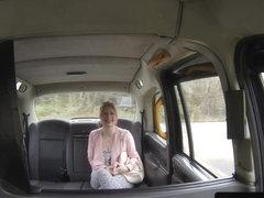 british taxi amateur tonguing cabbies arse