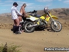 Dirtbiking Gets Impure