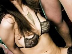 Fabulous Japanese whore Ai Yumemi in Incredible JAV uncensored Group Sex video