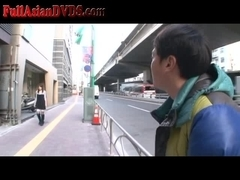 Japanese Girl Attacked and ###d Loves It