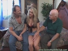 Hotwife Leanrs To Screw One More Mate