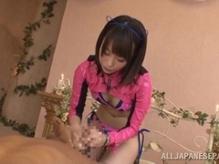 Misuzu Kawana erotic Asian babe in hardcore cosplay sex