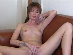 Best pornstar in Fabulous Casting, Redhead porn clip