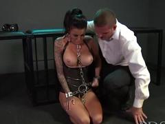 Horny pornstar in Exotic Brunette, Big Tits porn video