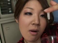 Mari Hosokawa is a sex cream junkie
