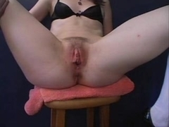 Legal age girl creampie