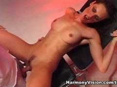Lucy Law & Sandra De Marco in Rubber Fuck Fest - HarmonyVision