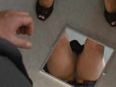 Kaori Lovely Asian teacher has nice tits