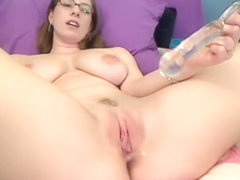 Fingering and toying my big pussy