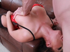 Sexy cougar Ava Devine treats her fucker with extreme sex!