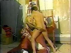 Sharon Kane and Peter North