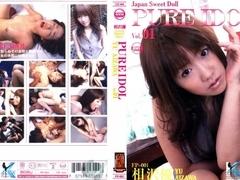 Yu Aizawa in Pure Idol Vol.01
