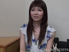 Konishi Asakon Asian amateur in naughty swimsuit sex session