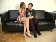 Russian Threesome