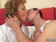 Restless and horny