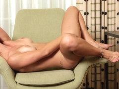 Cherie Deville in Lovely Body Lines Scene