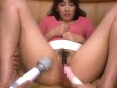 Best Japanese slut Misa Yuuki in Hottest Dildos/Toys, Fingering JAV clip