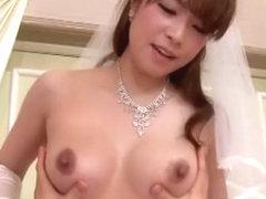 Fabulous Japanese chick Ririka Misuzu, Ruka Ichinose, Azusa Maki in Horny Wife, Stockings/Pansuto .