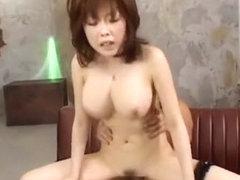 Horny Japanese model Rio Hamasaki in Hottest Fingering, Cunnilingus JAV scene