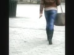Voyeur Ass, Younger Girls 14