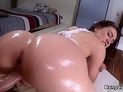 Mandy Muse in Big booty anal fuck fest Video