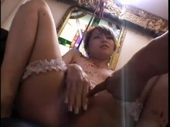 Fisting for perverted Japanese Teen